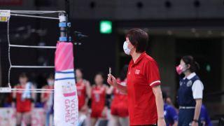 郎平:中国女排得到很好的保护,东京奥运将非常伟大