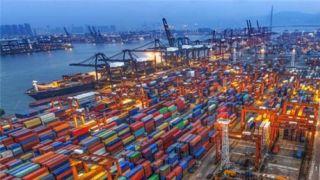 前4个月中国外贸进出口总值¥11.62万亿