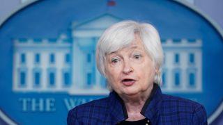"""耶伦谈就业报告:美国经济复苏面临""""漫长道路"""""""