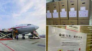 中国红十字会向印度捐赠制氧机等并援助100万美元
