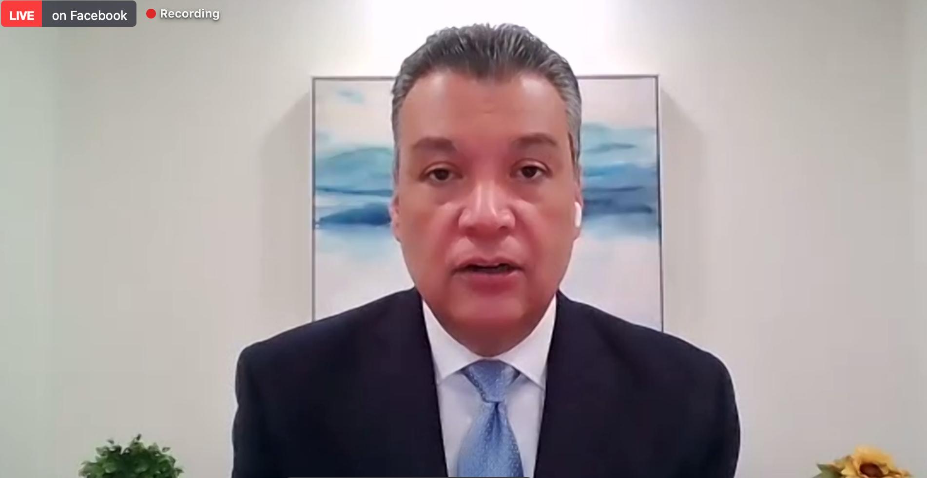 聚焦新任加州联邦参议员 - 亚历克斯·帕迪拉(Alex Padilla)