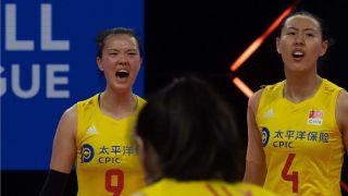 中国女排2-3不敌加拿大:对手是业余球员和学生