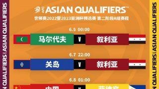 中国足协:将承担世预赛同组对手在比赛地的费用