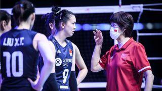 不敌比利时队 中国女排世界联赛遭遇三连败