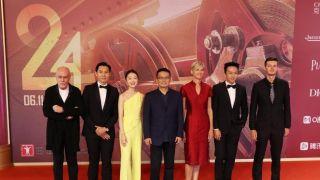 上海国际电影节开幕 倪妮周冬雨谢霆锋等亮相