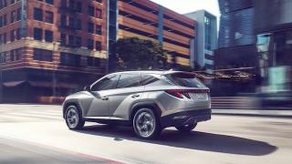 细节处显锋芒 最具未来概念车风尚的运动休旅车!