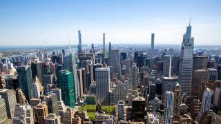 曼哈顿租房市场火爆 两年长租约成主流