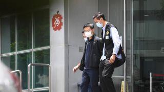 香港《苹果日报》总编辑等5人被捕 中联办回应