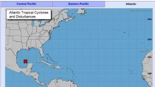 活跃飓风季拉开序幕 本季首个风暴系统将登陆美国