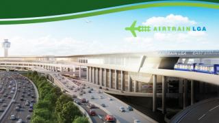 拉瓜迪亚机场专列指日可待!AirTrain项目终获审批