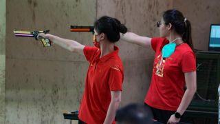 厉兵秣马!中国奥运军团进入奥运场馆训练