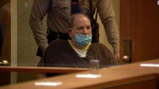 被控性侵5名女性 好莱坞大佬温斯坦洛杉矶出庭不认罪