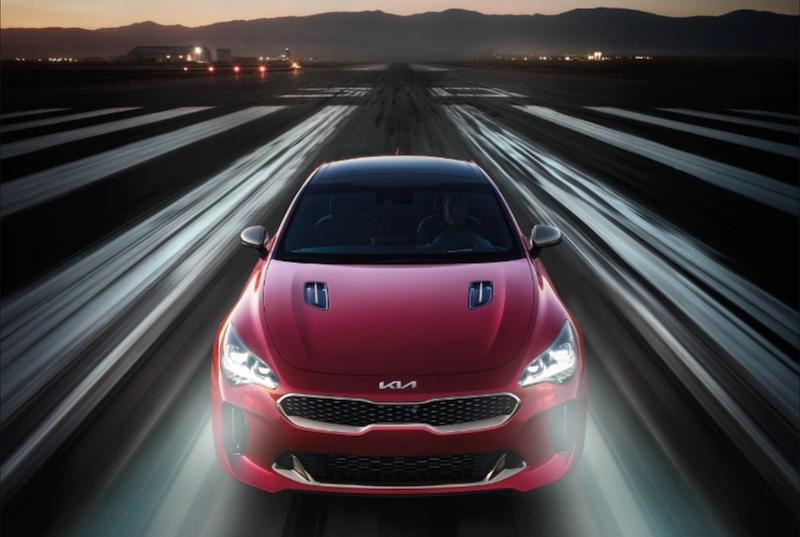 打造动力与细节的完美平衡:全新 2022 Kia Stinger!